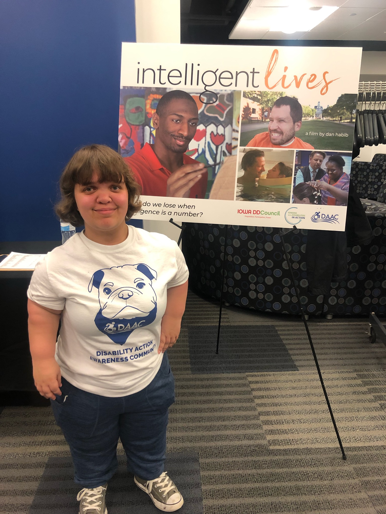 Intelligent Lives Screening