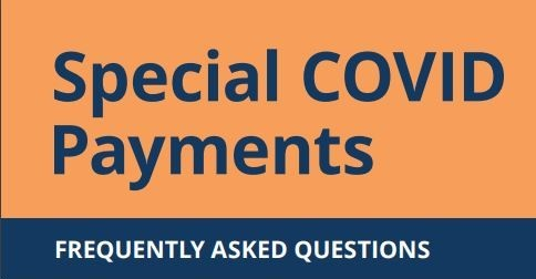 Special COVID-19 Payments Information