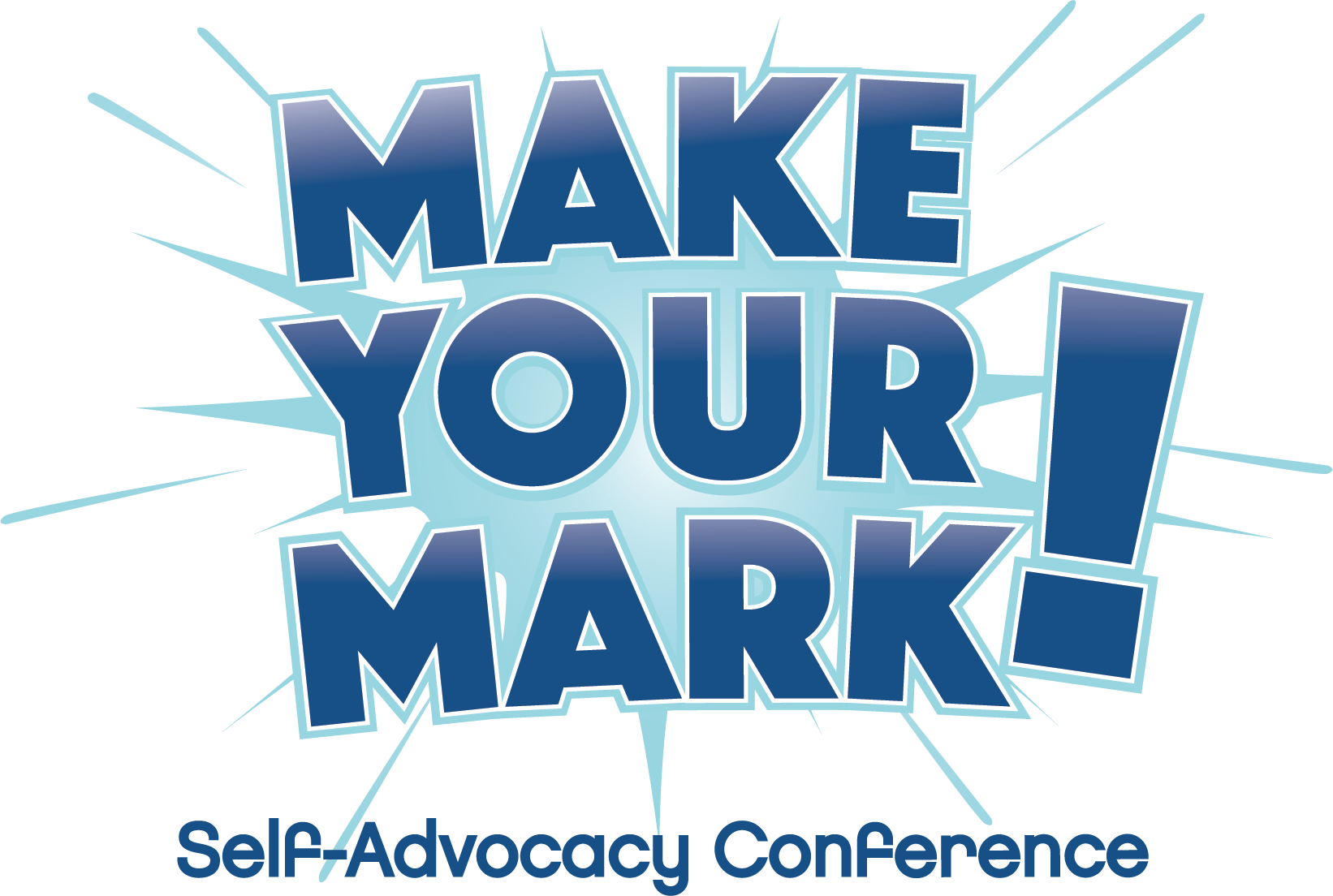 Make Your Mark! Conference logo